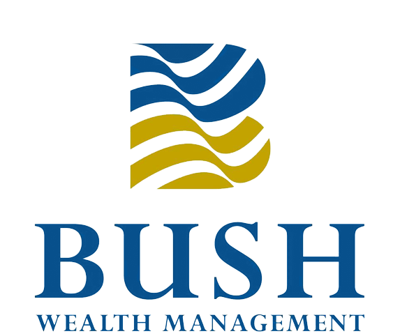 Bush Wealth Management Logo in Color